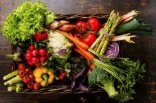 Panier de fruits et légumes frais de saison en direct du producteur