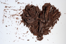 Chocolat noir à teneur au minimum de 70% de cacao, plein de bienfaits pour la santé
