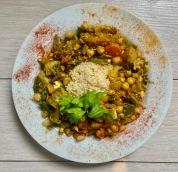 Couscous végétarien aux légumes de saison