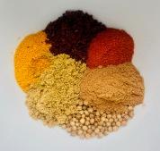 Epices pour parfumer le couscous